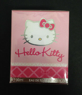 HELLO KITTY EDT 30 ML 1.0 SPRAY EAU DE TOILETTE PROFUMO PARFUM PERFUME ДУХ new