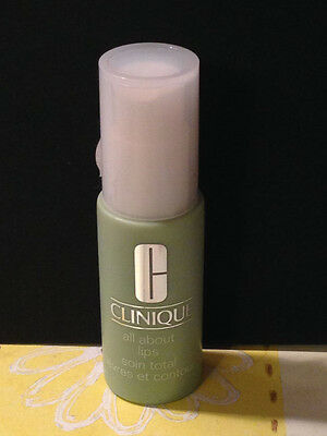 Clinique All About Lips Soin Total 12 Ml 0.41 Oz Trattamento Labbra
