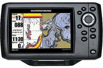Fishfinders fishing equipment fishing sporting goods for Hummingbird fish finders on sale