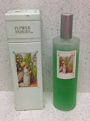 Somerset Flower Fairies Lily Of The Valley Room Fragrance Spray 100 Ml Mughetto