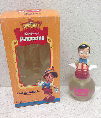 Profumo Pinocchio 50 Ml Edt Natural Spray Disney Parfum Perfume Дух