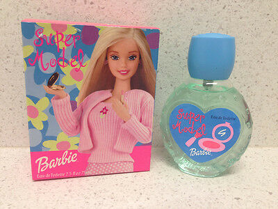 Profumo Barbie Super Model Eau De Toilette Edt 75 Ml Spray Parfum Perfume Дух