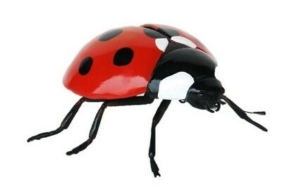 Lady Bug Giant Statue Insect Garden Display Prop
