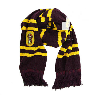 Harry Potter Scarf Fancy Dress Book Week Day Kids Childrens Costume Oufit