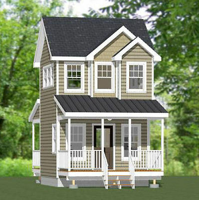 14x14 tiny house 356 sq ft pdf floor plan model 2a for 14x14 cabin with loft