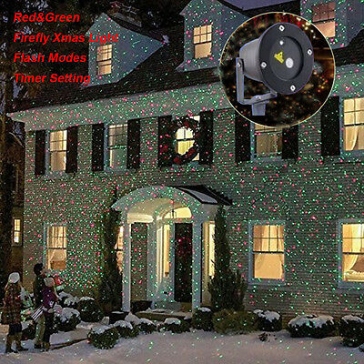 new christmas light show projector holiday outdoor led laser home xmas. Black Bedroom Furniture Sets. Home Design Ideas