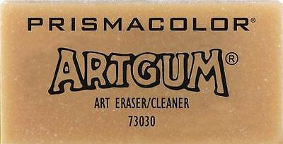 Sanford Prismacolor Artgum Dry Cleaning Eraser - Graphite Pencil - 1 PC - 73030