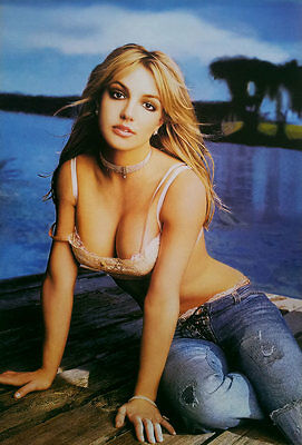 """Britney Spears Sexy POSTER 21""""x31"""" American Singer Actress Pop Dance Music"""