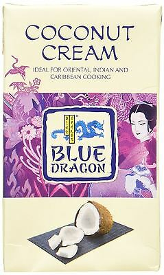 Blue Dragon Coconut Cream 250ml (Pack of 6)