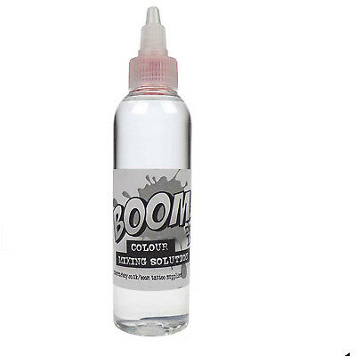Tattoo Ink Colour Mix Solution. Ready Mixed Colour Ink Black & Grey Wash