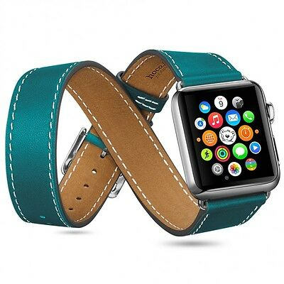 Hoco Apple Watch 42mm Mix and Match Armband türkis