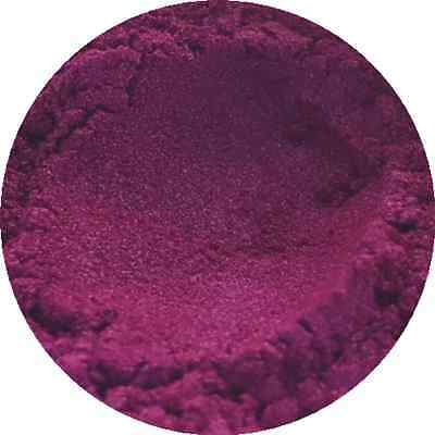 Burlesque Pink Cosmetic Mica Powder 3g-50g Pure Soap Bath Bomb Colour Pigment