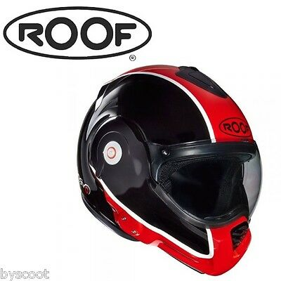 Casque convertible ROOF Desmo RO31 integral jet moto scooter route NEUF helmet