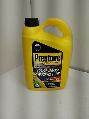 Prestone Concentrated Antifreeze Coolant Extended Life 4L x 1