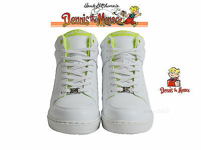 New Ladies Dennis the Menace Womens Golf  Shoes Sneakers Athletic White Size 6-8