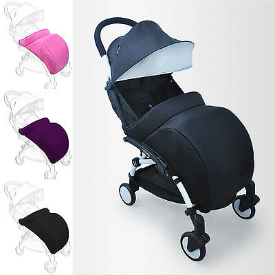 Warm Baby Stroller Footmuffs Winter Windshield Foot Cover Coldproof Buggy Pram
