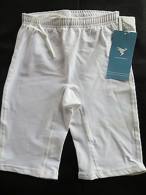 In Sport By New Balance Brute Running - Yoga - Fittnes Shorts Compression White