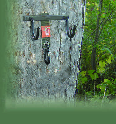 HME Products Hunters Accessory Hanger -Tree Stand Accessory Hanger HAH
