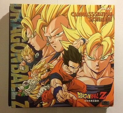 Classeur Dragon Ball Z Carddass Station System File - 2