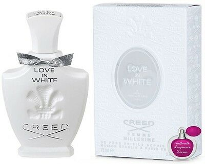 Love in White by Creed 2.5 oz (75ml) edp spray for Women