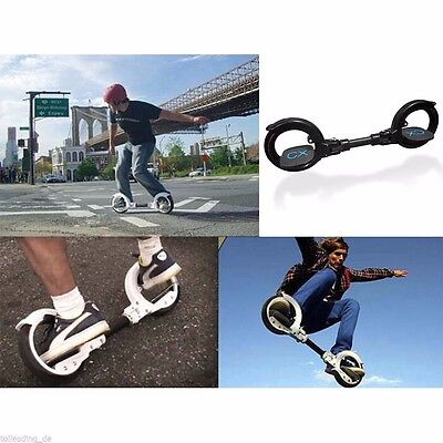 New Portable 2Wheel Scooter Smart Self Balancing Skateboard Freerider Skatecycle