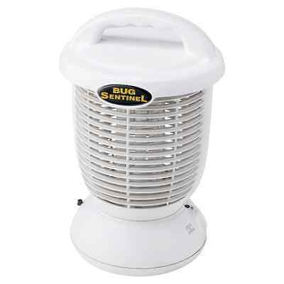Stinger 6W White Portable Rechargeable Electronic Bug Zapper