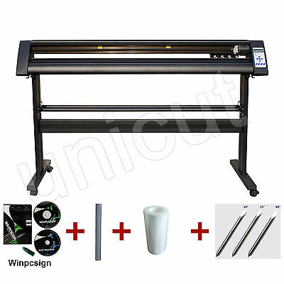 Best Value Contour Cutting Vinyl Cutter New Cutting Plotter 53'' * Winpcsign