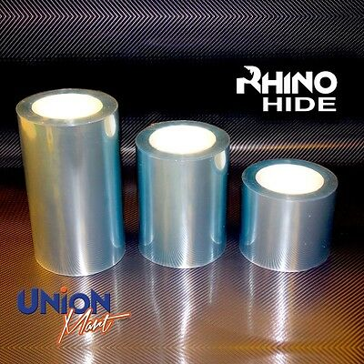 RHINO HIDE clear paint protection vinyl film sticker / Clear Vinyl TRIPLE LAYER