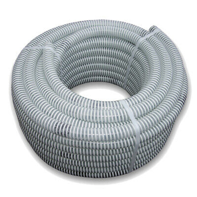 25 M Profi Suction Hose Food Safe Pressure Hose Spiral Hose ali-flex