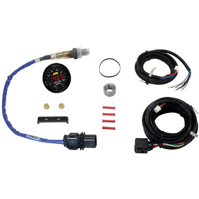 AEM 52mm X-Series Wideband UEGO Air Fuel Ratio Sensor Controller Gauge 30-0300