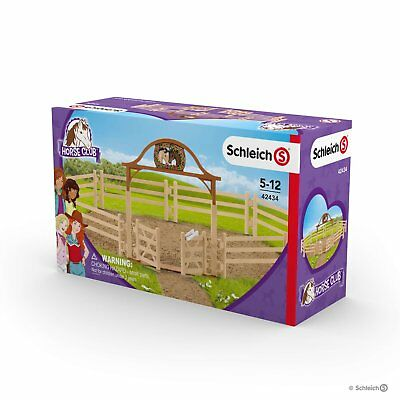 Brand New Schleich Paddocks Paddock Horse Stable Fences 42106