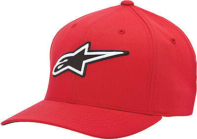 Alpinestars Corporate Curved-Bill Fitted Hats Cap