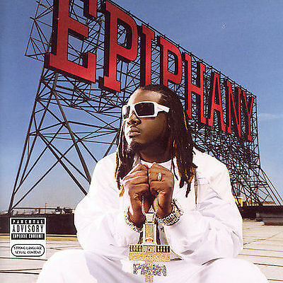 T-Pain - Epiphany     *** BRAND NEW CD ***