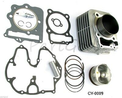 NEW Cylinder Piston ring Gasket Kit Assembly Fits Honda XR400R XR 400R 1996-2004