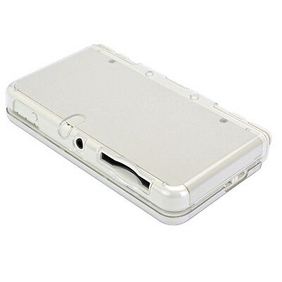 GAMETECH Clear Silicone Soft Protection Case Cover for Nintendo New 3DS