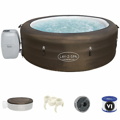 Bestway Lay-Z-Spa Limited Whirlpool Jacuzzi Aufblasbar Outdoor Filterpumpe Pool