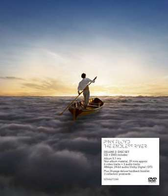 Pink Floyd - The Endless River Neue CD/DVD