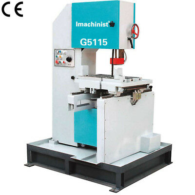 New Vertical Band Saw Machines Hydraulic Metal Cutting Bandsaws G5115