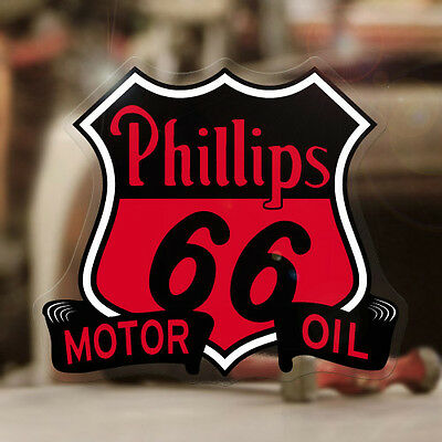 Phillips 66 Aufkleber Sticker Autocollante Pegatina Old School Hot Rod STP