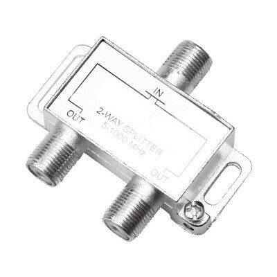 10 x 2 way TV Satellite Splitter Combiner F-type 5-1000Mhz