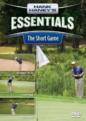 The Short Game - Hank Haney's Essentials (DVD) - New in Shrink Wrap!