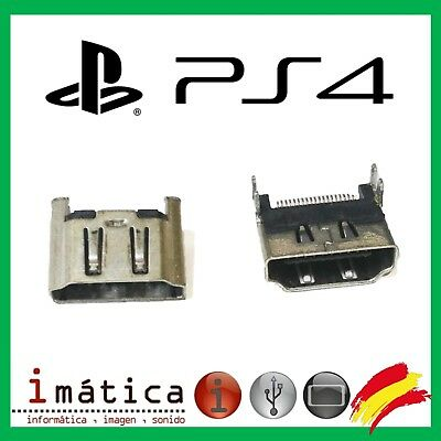 Conector Hdmi Para Sony Playstation 4 Ps4 Display Port Socket Puerto Connector