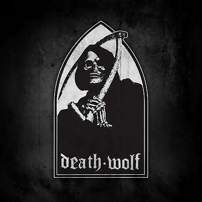 DEATH WOLF - II: Black Armoured Death - Vinyl-LP - red Vinyl