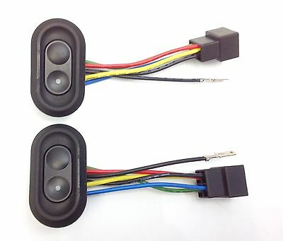 Commodore Vn Vp  New Replacement Rear Electric Window Switches
