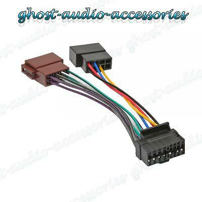 JVC WIRING HARNESS Car Stereo 13 pin Wire Connector - $2.89 ... on bose wiring, klipsch wiring, vintage stereo wiring, car speaker wiring, kicker wiring, pioneer wiring, kenwood wiring, rca wiring, honeywell wiring, car audio wiring, nasa wiring, bosch wiring,