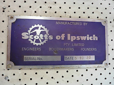 QGR.Scotts of Ipswich builders plate