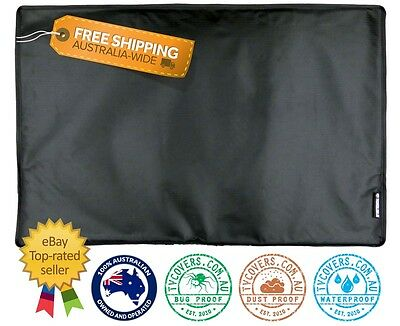 34 Inch Premium Waterproof Television Cover, Outdoor TV Cover