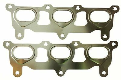 Exhaust Manifold Gasket Set - Holden Commodore Vz Ve Vf V6 3.6L 8/04-4/13