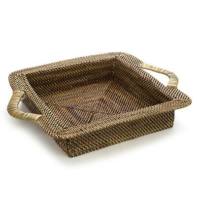 NEW Calaisio Square Tray with Handles 30cm