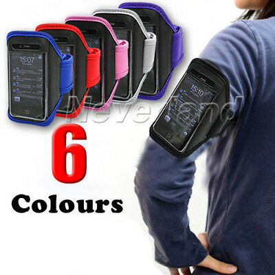 Armband Running Sport Gym Jogging Case Pouch For Apple iphone 5 5S 5G HOT